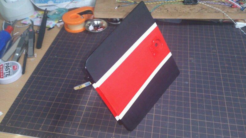 YSR50 ウレタンクリア塗装 塗装前