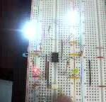 ミニッツ電飾 点灯モード確認4
