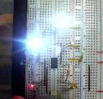 ミニッツ電飾 点灯モード確認3