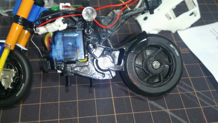ミニッツモトレーサー オリジナル塗装:02