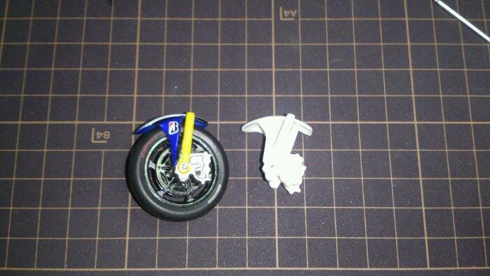 ミニッツモトレーサー オリジナル塗装:05