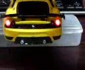 ミニッツ電飾職人 フェラーリ F430 GT イエロー 20091220_01_01
