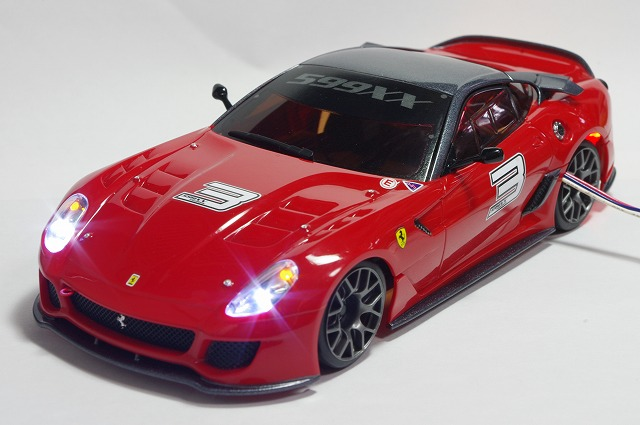 フェラーリ599XX